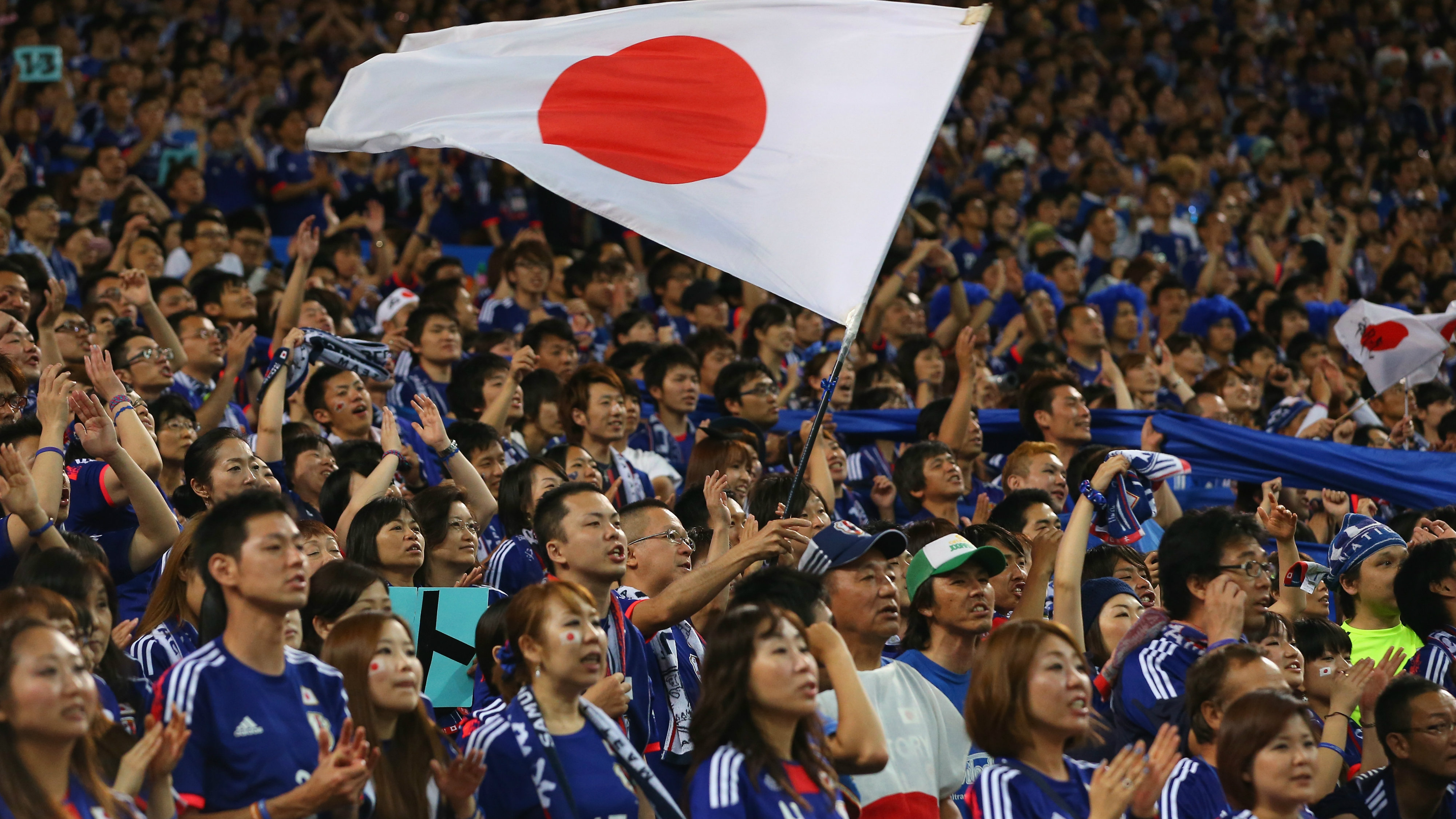 Japan beats Australia to qualify for 2018 soccer World Cup finals