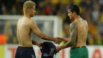 Caltex Socceroos v Japan: epic moments in the rivalry