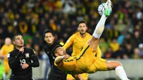 Gallery: Caltex Socceroos too good for Thailand