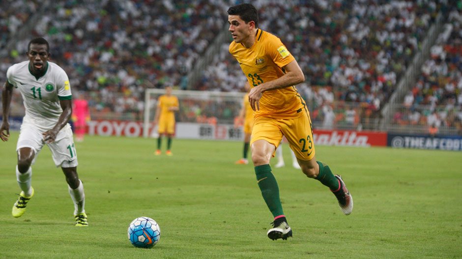 Attacking midfielder: Tom Rogic
