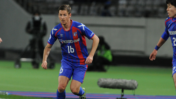 Caltex Socceroos attacker Nathan Burns is set to part ways with J-League club FC Tokyo, following the conclusion of his contract.