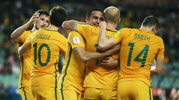 Tim Cahill says he's confident the Caltex Socceroos will take three points against UAE on Tuesday night.