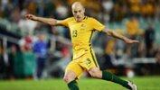 Aaron Mooy looms as a key figure for the Caltex Socceroos against Saudi Arabia.