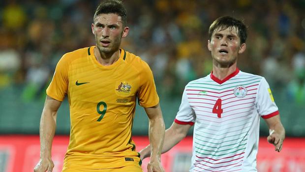 Jim Patikas Jim Patikas excited by Caltex Socceroos clash with Greece