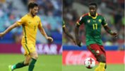 Australia meet Cameroon for the first time on Friday morning (AEST).