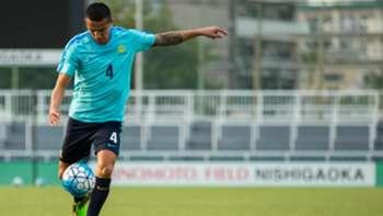 Gallery: Caltex Socceroos train in Saitama