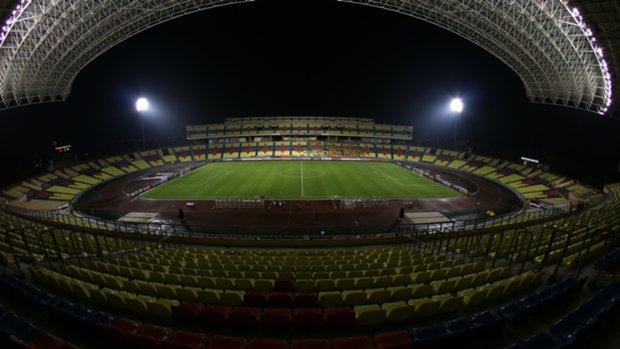 The Malaysia stadium
