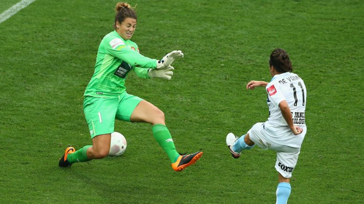 Melbourne City to meet Sydney FC in Westfield W-League 2016 Grand Final