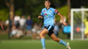 Sydney FC's Amy Harrison is one of the nominees for the Westfield W-League NAB Young Footballer of the Year.
