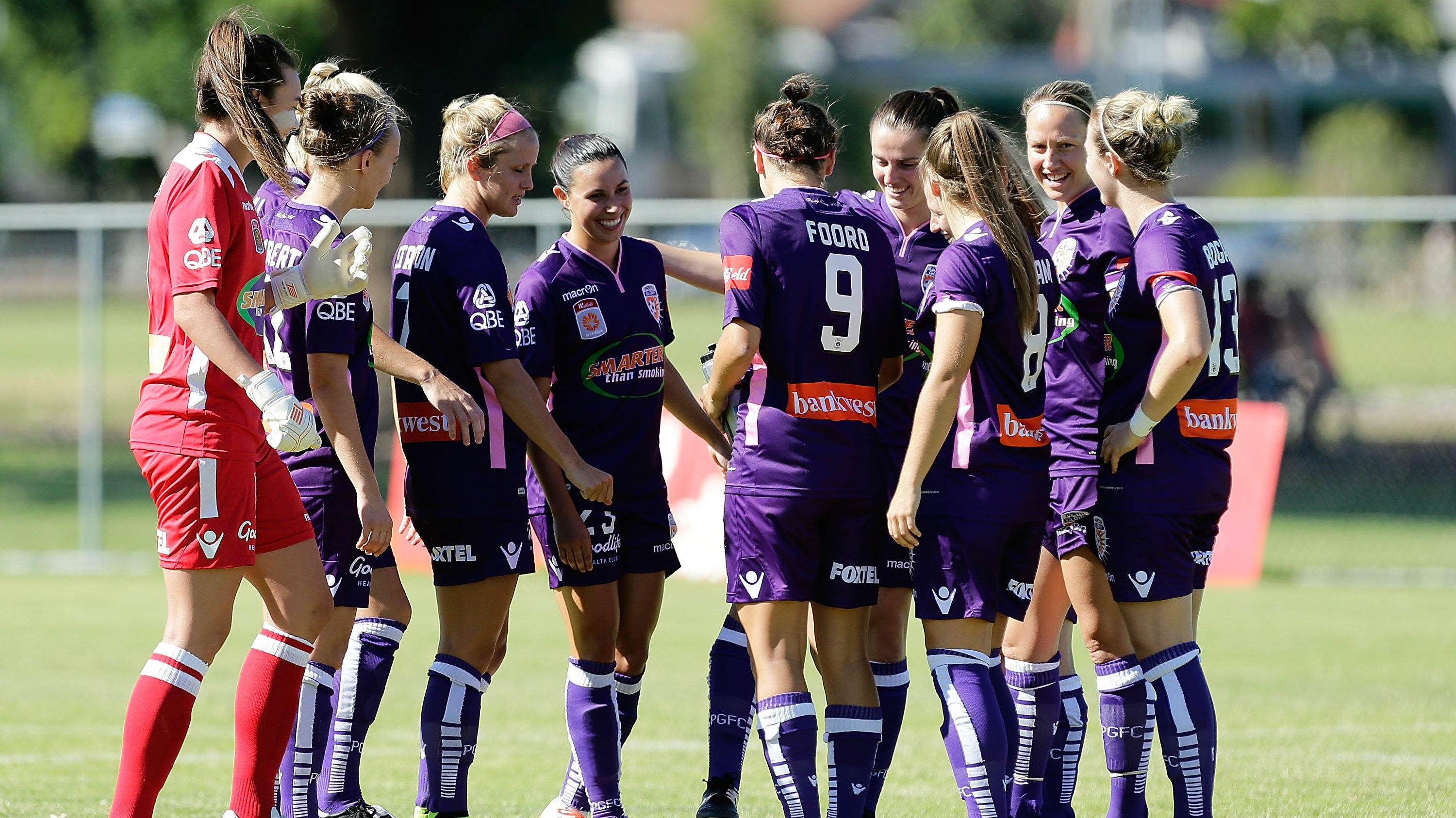 Preview Perth Glory V Canberra United W League