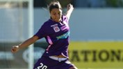 Perth Glory's Sam Kerr claimed the Julie Dolan Medal.