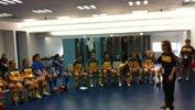 Westfield U17s beaten by China