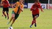 Young Matildas get first AFC U-19 win