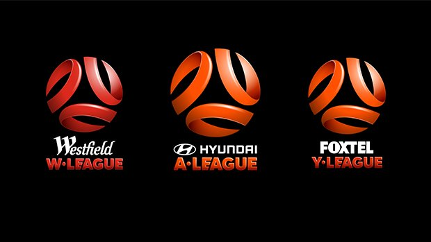 FFA reveals new brand and logos for Hyundai A-League, Westfield W-League and Foxtel Y-League.