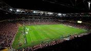 The 2013/14 Hyundai A-League Grand Final between Brisbane Roar and Western Sydney Wanderers FC at Suncorp Stadium.