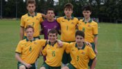The Young Pararoos are competing at the IFCPF Under 19 7-A-Side World Championships in England.