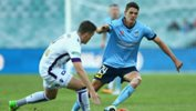 Sydney FC striker George Blackwood has been named in the latest Young Socceroos squad.