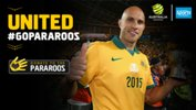 Mark Bresciano is urging fans to get behind the Pararoos.