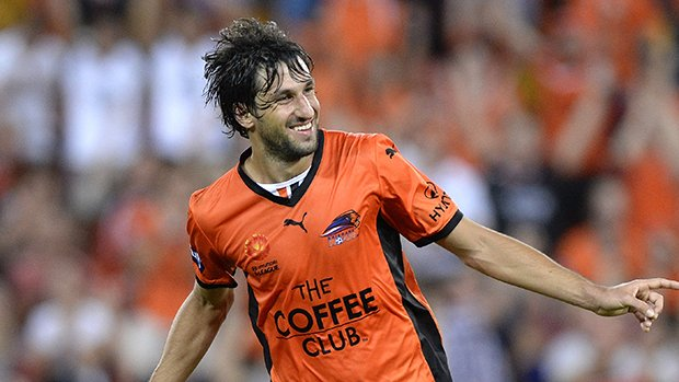 Broich is relishing the opportunity to take on Serie A Champions Juventus.