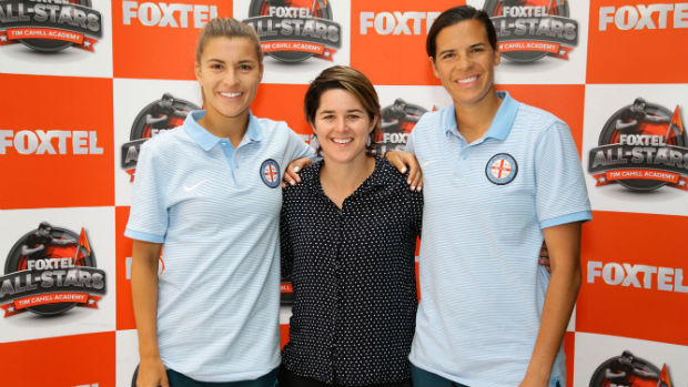 Foxtel All-Stars Tim Cahill Ambitions Tour