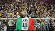 Indonesian fans show their support for Serie A Champions Juventus in Jakarta.