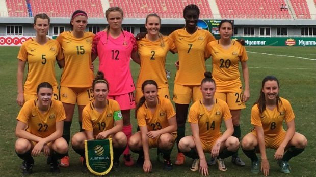 Australia has drawn traditional rivals Japan as part of Group B for this year's AFC U-19 Women's Championships in China.