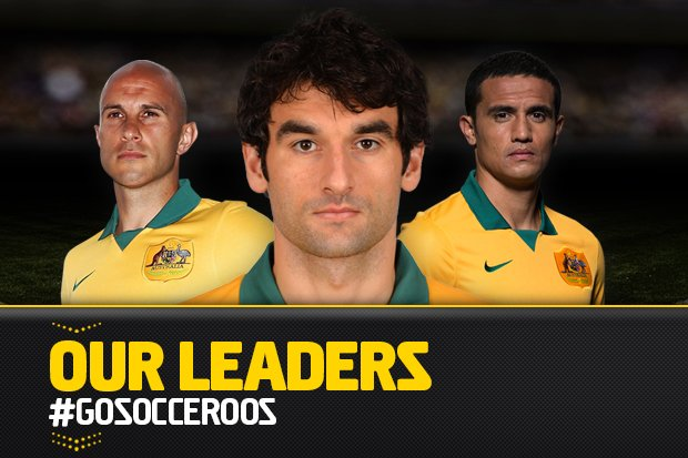 Mile Jedinak has been named Socceroos captain and will lead Australia in Brazil.