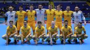 The Futsalroos tackle Brazil on Thursday morning.