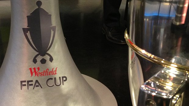 The inaugural Westfield FFA Cup fixtures for the Round of 32 have been decided.