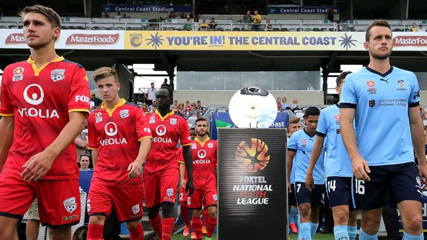 Central Coast Stadium will host the Foxtel National Youth League Grand Final.