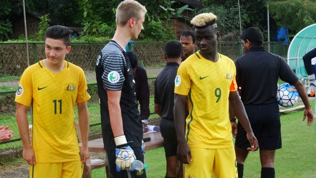 The Joeys have gone down 1-0 at the AFC U-16 Championships in India.