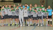 The Futsalroos squad at a recent training camp.