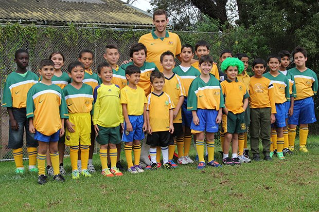 Socceroo fan days to unite Australia behind our team