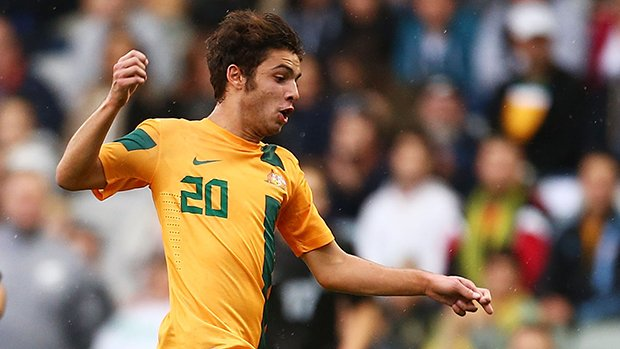 Daniel De Silva has been a star for the Young Socceroos in California.