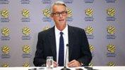 Football Federation CEO David Gallop.