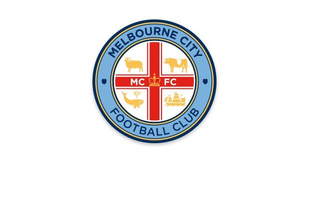 Melbourne City FC have unveiled a new logo to coincide with the club's name change.