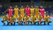 The Futsalroos face Ukraine in a decisive final group game at the FIFA Futsal World Cup in Colombia.