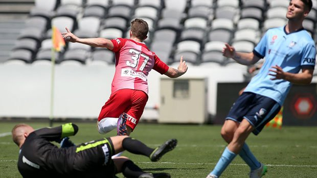 Melbourne City have been crowned the Foxtel NYL Champions after defeating Sydney FC.