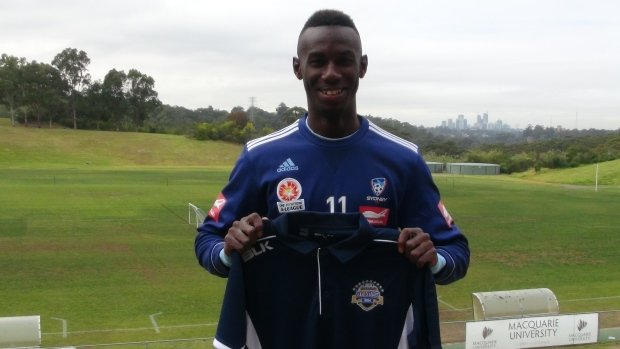 Bernie Ibini has been selected for the Foxtel A-League All Stars as a wildcard pick.
