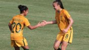 The Young Matildas have qualified for next year's AFC U-19 Asian Cup after beating Jordan 7-1 overnight.