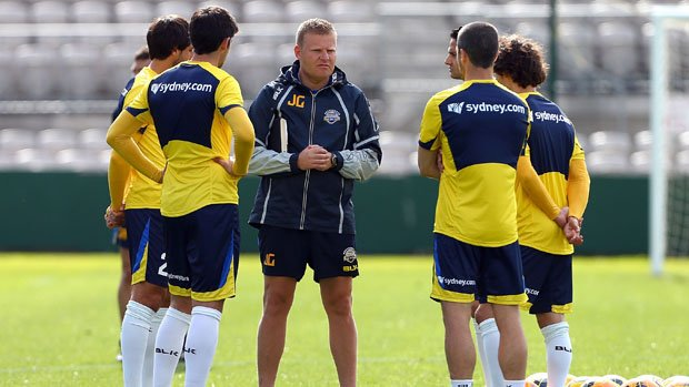 Josep Gombau has been appointed the new Olyroos boss.
