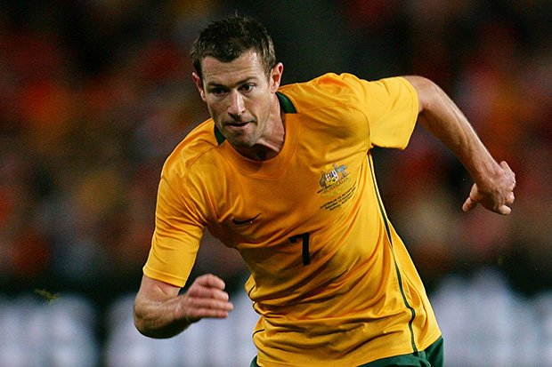 Former Socceroos legend Brett Emerton was a part of Australia's last two World Cup campaigns.