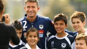 FFA hails Melbourne Victory's signing of Harry Kewell