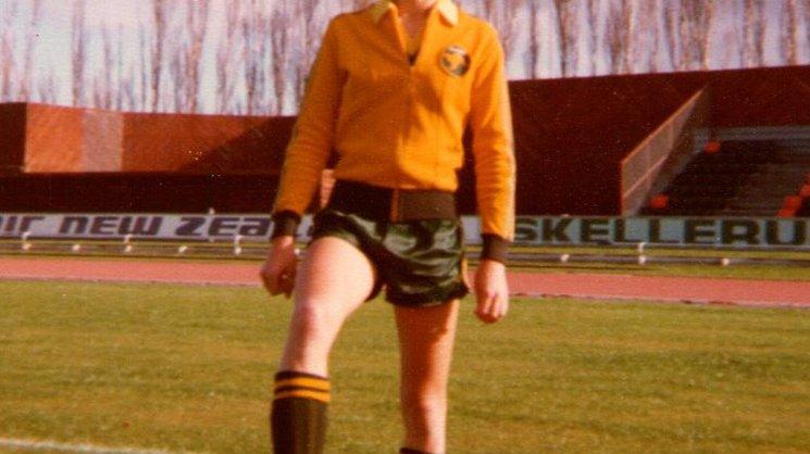 Sandra Brentnall.
