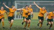 Matildas win.