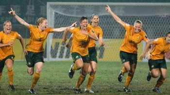 On this day: Westfield Matildas' historic win