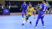 The Futsalroos were beaten 6-1 by Thailand overnight.