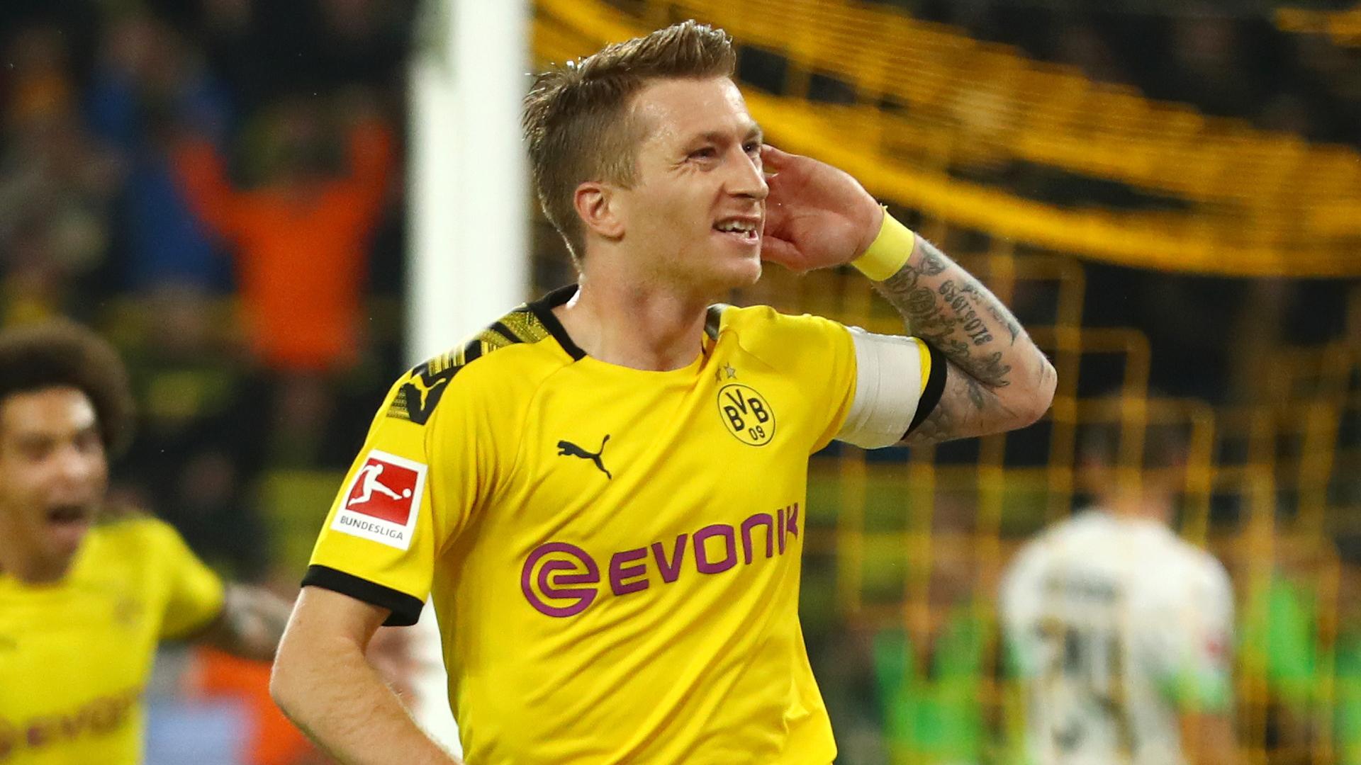 Sancho and Reus could miss Bayern Munich clash, Dortmund boss Favre confirms