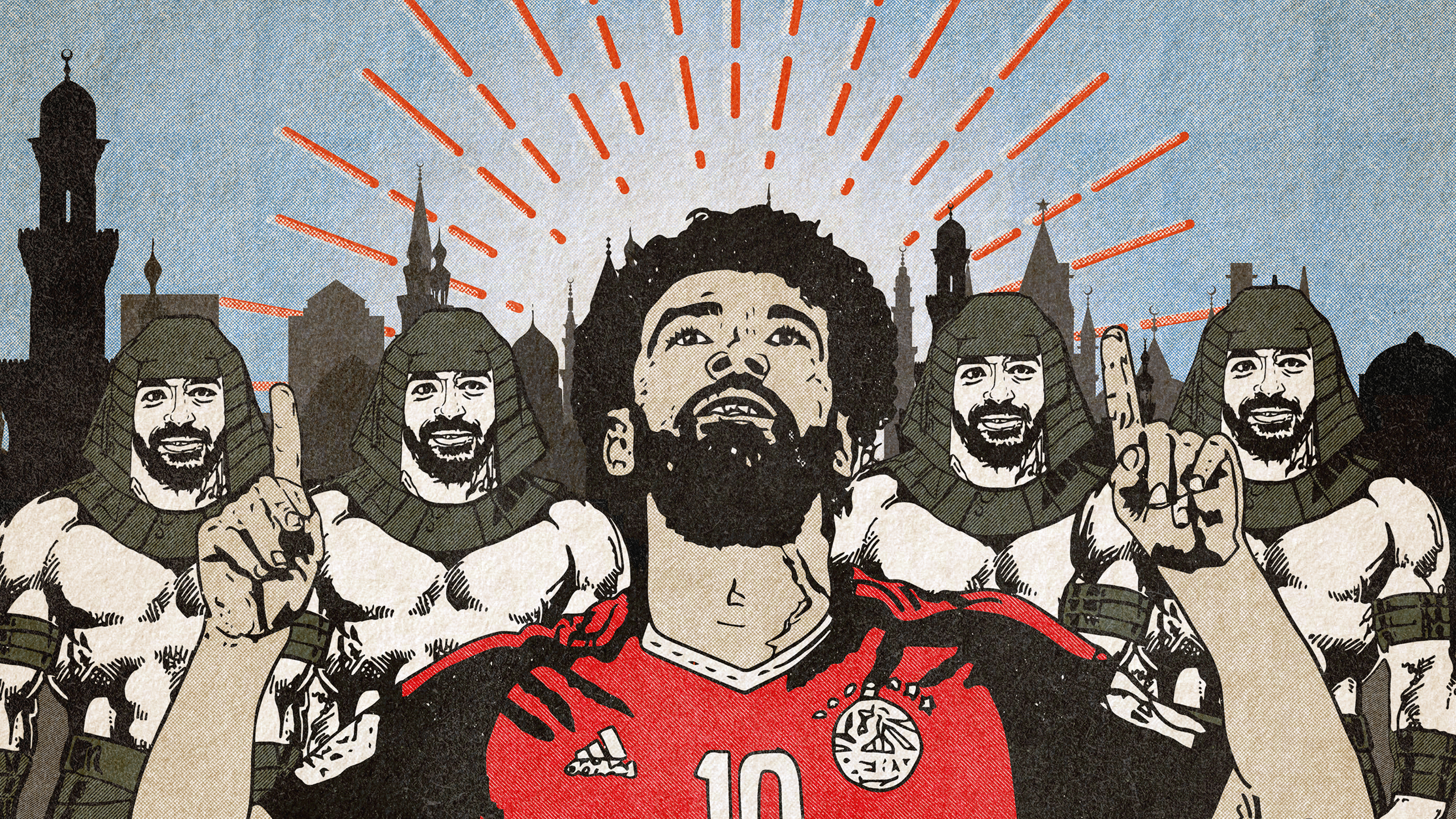 Mohamed Salah: The Prince of Egypt
