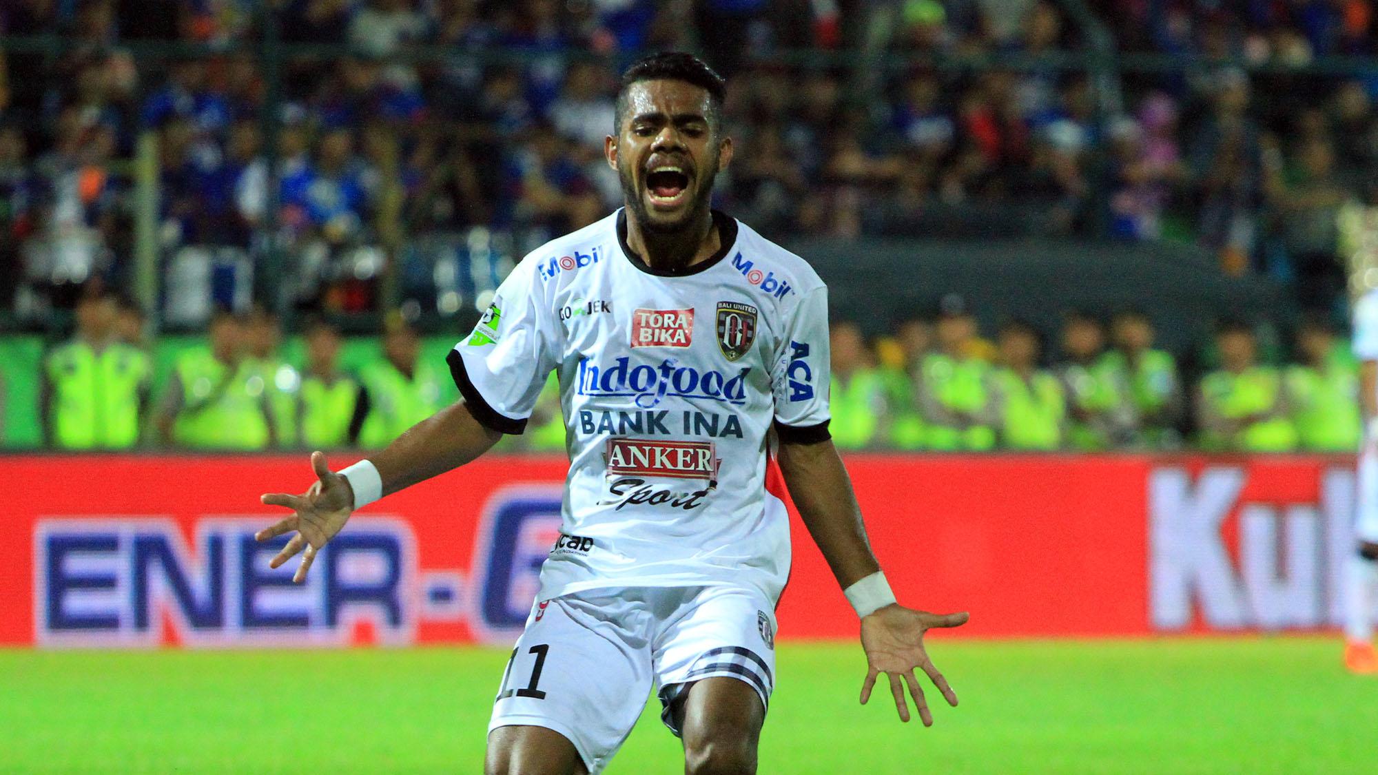 Yabes Roni - Bali United